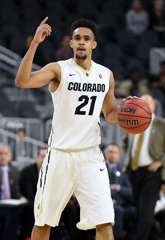 The San Antonio Spurs selected Derrick White, 24, as the 29th pick in the NBA draft Thursday. Click ahead to learn about the newest Spur. Photo: Getty Images