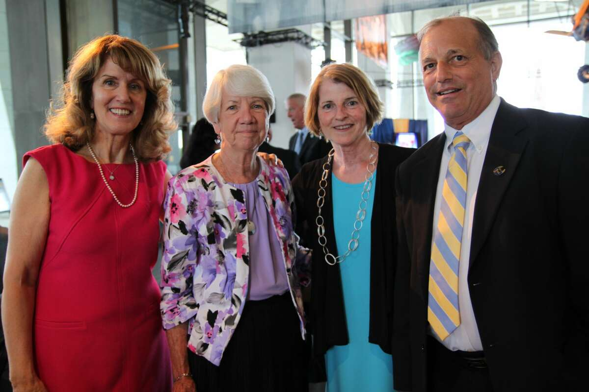 Were you Seen at the Fifth Annual Night at the Museum, a benefit for Catholic Charities held at the State Museum in Albany on Thursday, June 22, 2017?