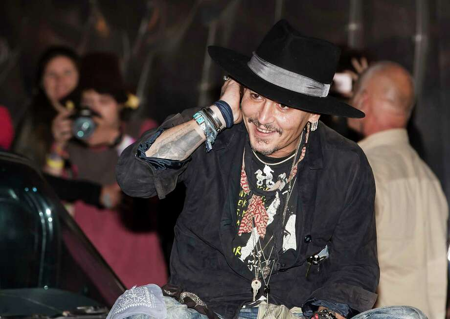 Johnny Depp Apologizes For Joking About Assassinating Donald Trump
