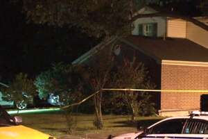 Deputies with the Harris County Sheriff's Office are investigating a shooting that left one man dead and another injured late Thursday at a Cypress-area home. (Metro Video)