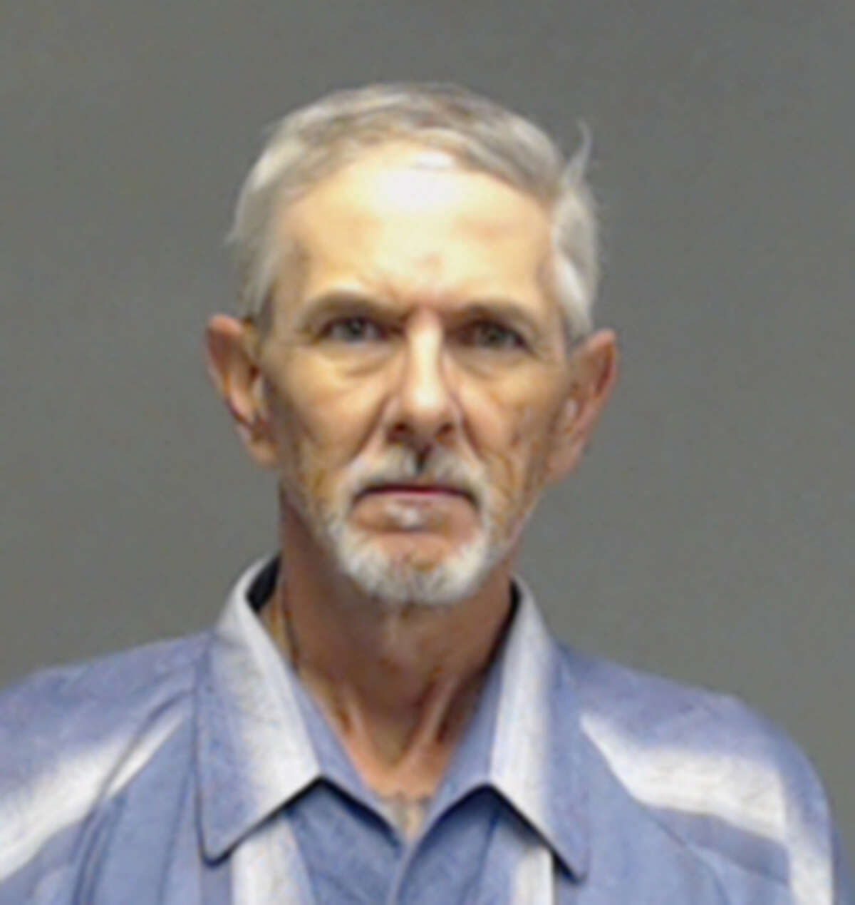John Cyrus Gilbreath, 47, was arrested on numerous charges following a traffic stop. He is now a person of interest in a cold case from the 1980s after authorities they found several pieces of evidence relating to the victims at his home.