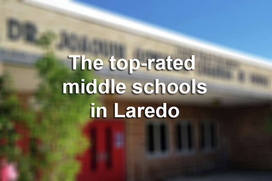 Click through this gallery to see the top-rated middle schools in Laredo.