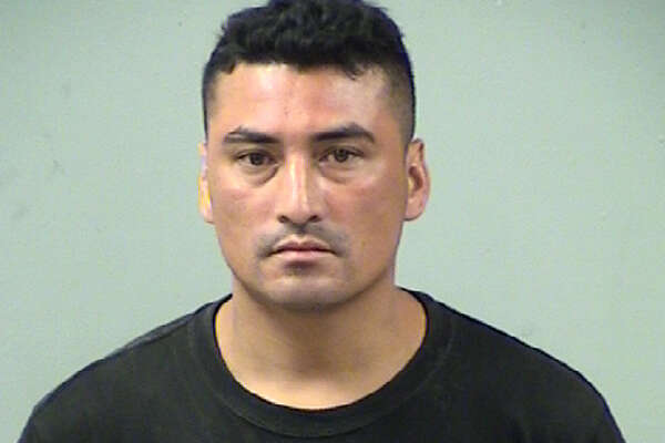Daniel Gonzalez was arrested Thursday. He faces two charges of theft and remains in the Bexar County Jail.