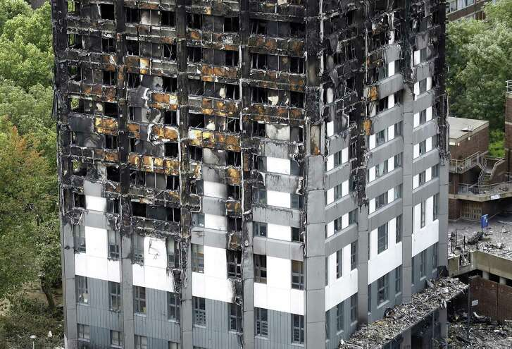 The burnt Grenfell Tower apartment building is a standing testament to the recent fire in London. British officials ordered an immediate examination Friday, into a fridge-freezer that is deemed to have started the fire in the 24-storey high-rise apartment building on the morning of June 14th.