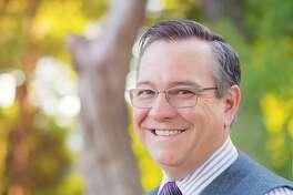 Rev. Steve Brooks, new pastor of First Methodist Midland.