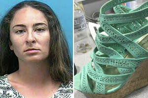 A swimsuit contest led to one of the contestants being charged with battery in Florida. (Martin County Sheriff's Office)