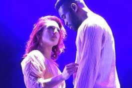 """Sharna Burgess and Keo Motsepe are part of the """"Dancing with the Stars: Live! — Hot Summer Nights"""" cast coming to Mohegan Sun Arena Friday, June 30, and Saturday, July 1."""