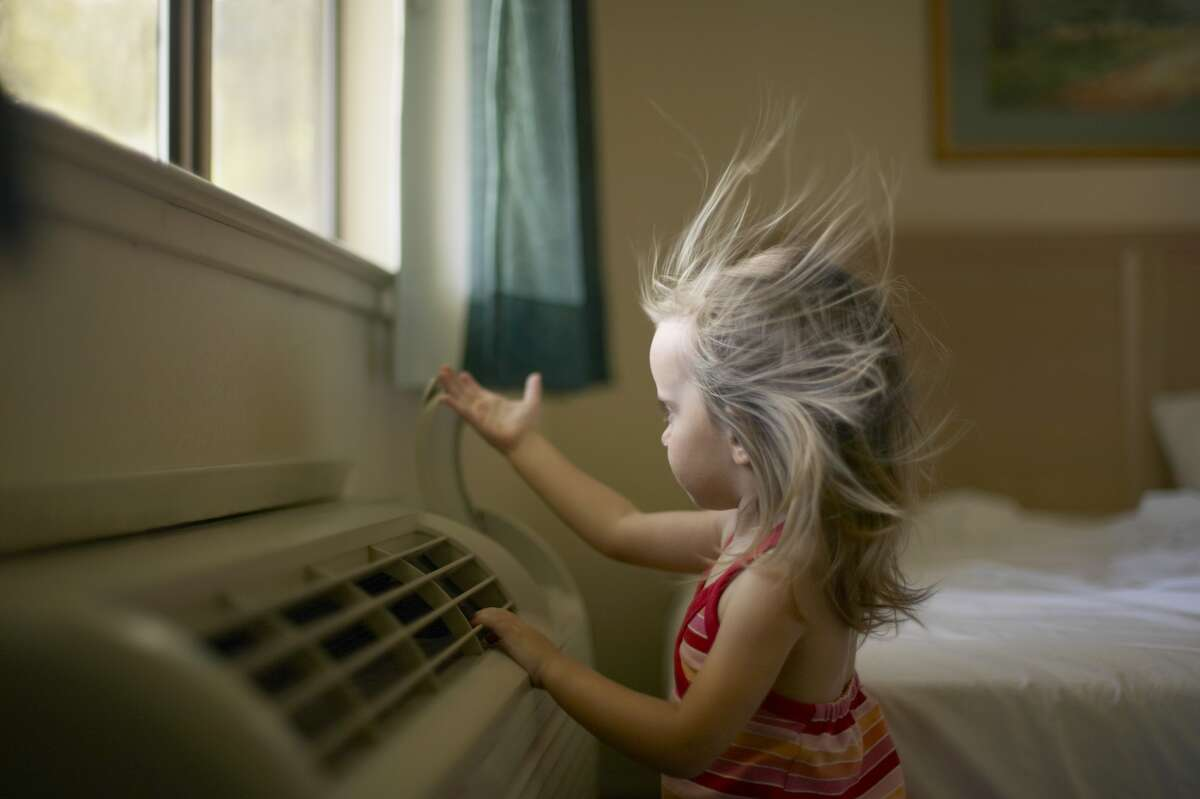 As Texas heats up, we head indoors and blast the frosty AC. But, some experts say this summer routine could help spread COVID-19.