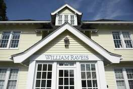 The William Raveis Greenwich headquarters in Greenwich, Conn., photographed on Thursday, June 22, 2017.