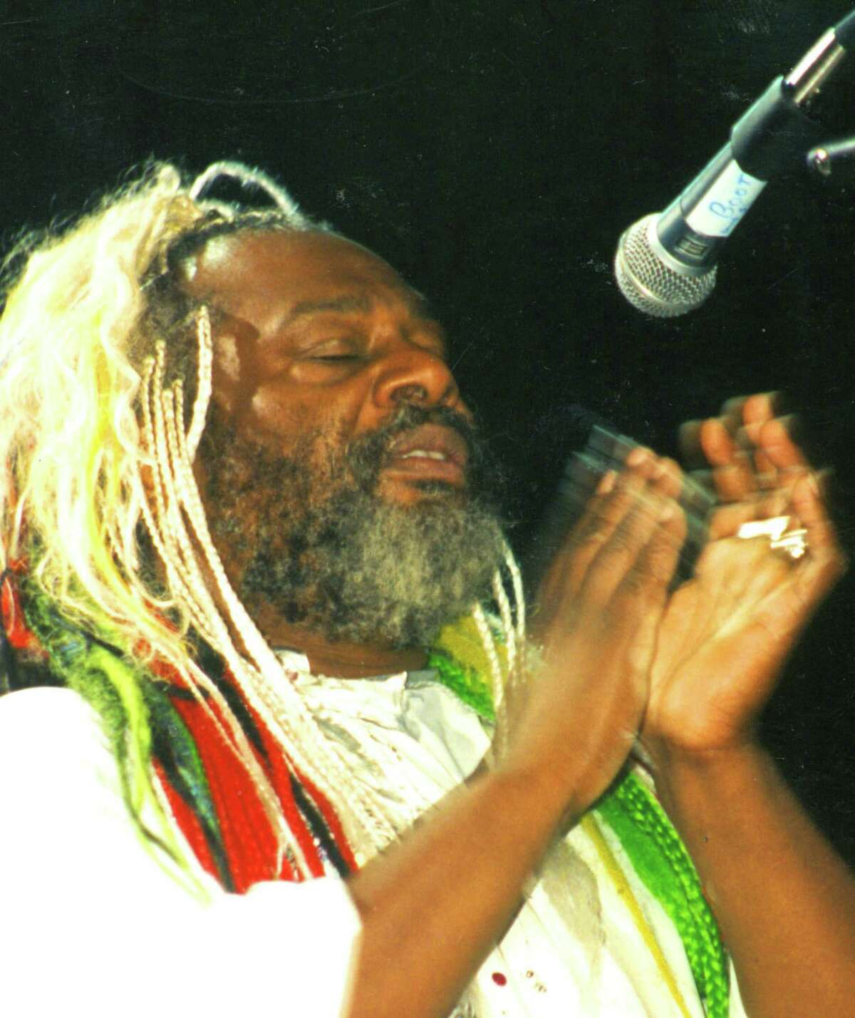 George Clinton, a 1997 Rock and Roll Hall of Fame inductee, will perform in the free Hamden Arts Concert Series on July 7