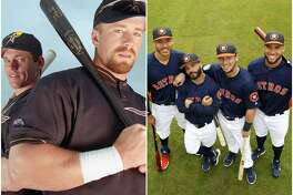 What team was better: The 1998 Astros with Craig Biggio and Jeff Bagwell or the 2017 Astros with Carlos Correa, Jose Altuve, Alex Bregman and George Springer?