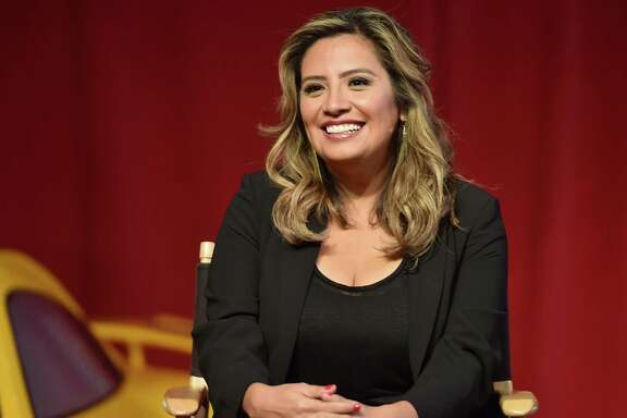 Cristela Alonzo is from San Juan, Texas.