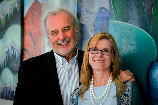 Dr. John and Char Kopchick. The couple's gift will fund 15 yearly fellowships starting in 2018