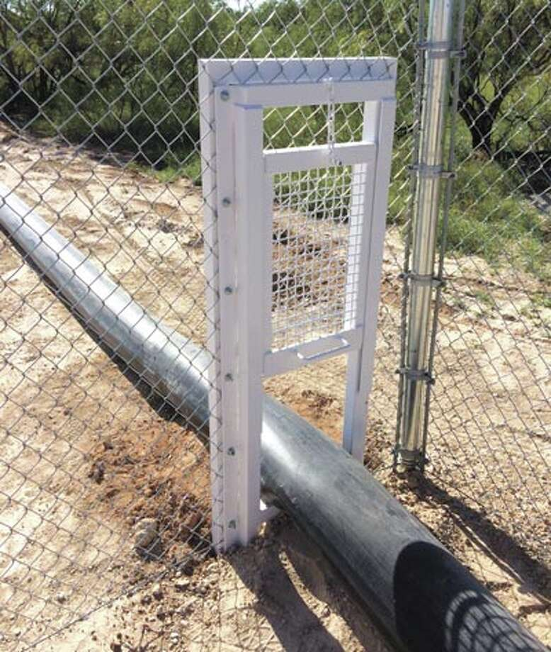 At 40 years young, Big D is still growing, adding services and locations  to help customers even better. They've recently added water transfer  line access gates to fence installations to simplify installation and  removal of these lines. Call Gary Moore at 432-438-7486 to learn more  about how Big D Companies can help you. Photo: Courtesy Photo