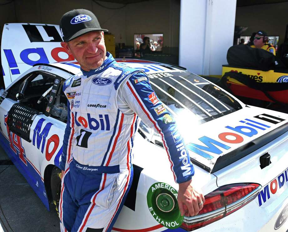 NASCAR: Bowyer hopes to take Lightning McQueen to victory lane again ...