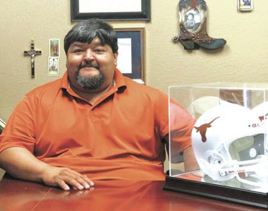 Jesus Chavez of St. Joseph's Home Health, Inc. is committed to making  sure that every patron receives the best and most personal care  possible. Photo: Courtesy Photo