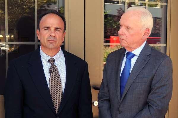 Mayor Joe Ganim put Ed Adams in charge of the rollout of the new meter program in Bridgeport.