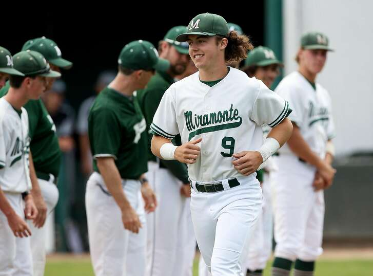 Miramonte-Orinda senior Tim Tague, a pitcher and shortstop, is the Chronicle's baseball player of the year. He went 11-0 on the mound with an 0.81 ERA, and batted .342.
