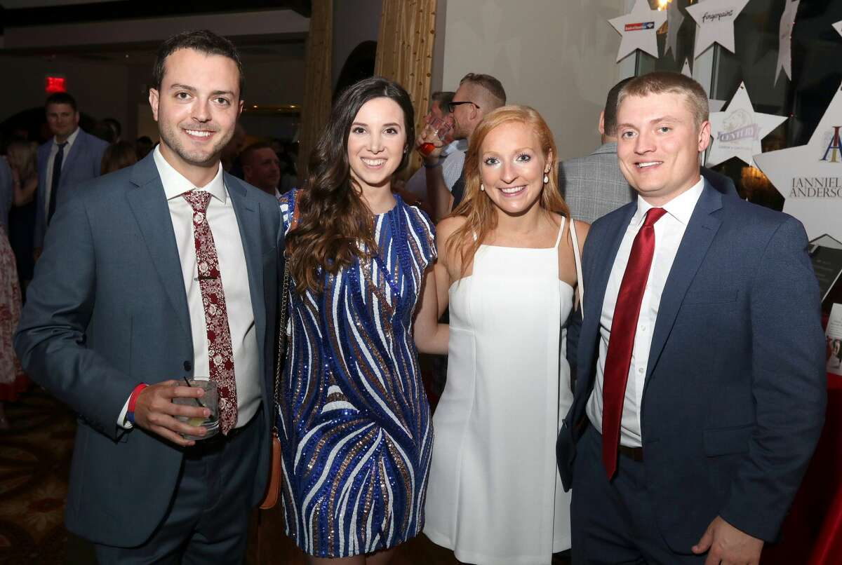 Were you Seen at the American Cancer Society's Red, White and Blue Party at the Saratoga National Golf Club in Saratoga Springs on Friday, June 23, 2017?