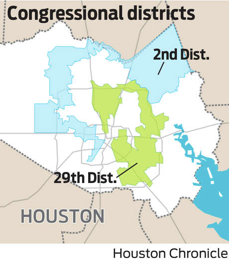US Supreme Court Could Change The Political Map Of Texas - Houston us map