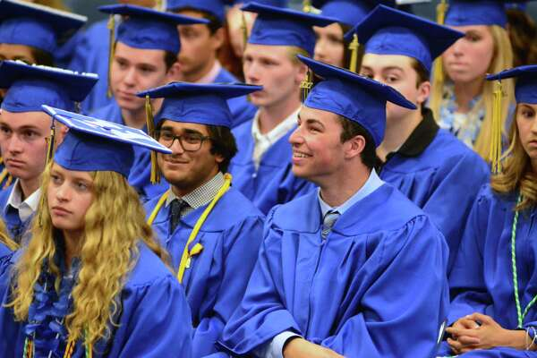 Brookfield High School held it's Graduation ceremony at Western Connecticut State University on Saturday June 24, 2017.