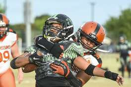 Norma Estrada ran 15 times for 45 yards and two touchdowns Saturday as the Phantasy fell 52-18 in their season finale against the Assassins at Slaughter Park.