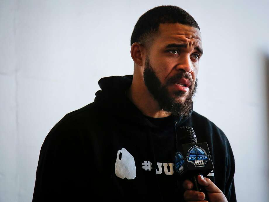 JaVale McGee meeting with another Warriors rival