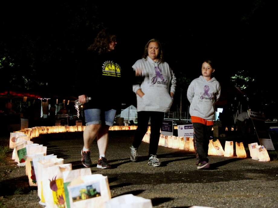 Huron County Relay For Life 2017 Photo: Paul P. Adams/Huron Daily Tribune
