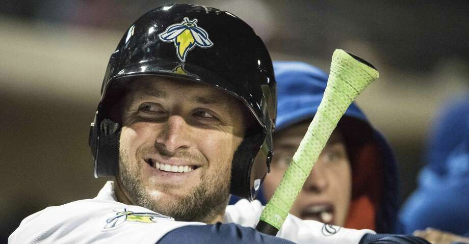 Tim Tebow gets a promotion from the Mets