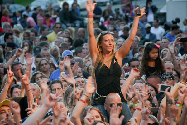 Were you seen at the Summer at the Plaza concert with Bret Michaels- Empire State Plaza in Albany Wed. July 24, 2013