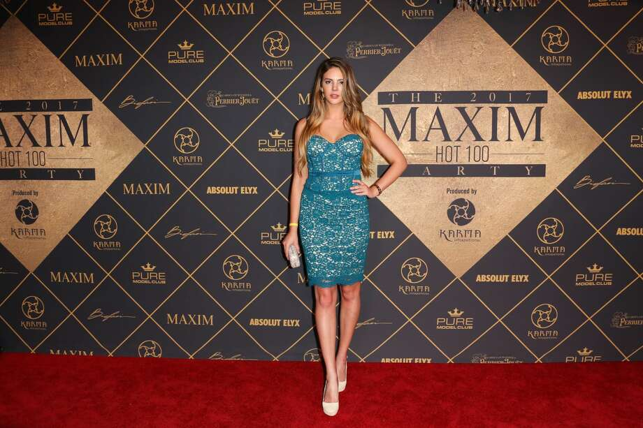 Actress / Model Zita Vass attends the 2017 MAXIM Hot 100 Party at The Hollywood Palladium on June 24, 2017 in Los Angeles, California. Photo: Paul Archuleta/WireImage