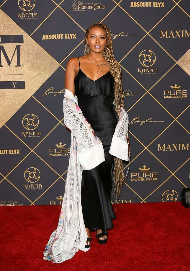 LOS ANGELES, CA - JUNE 24:  Actress Eva Marcille attends the 2017 MAXIM Hot 100 Party at The Hollywood Palladium on June 24, 2017 in Los Angeles, California.  (Photo by Paul Archuleta/WireImage) Photo: Paul Archuleta/WireImage