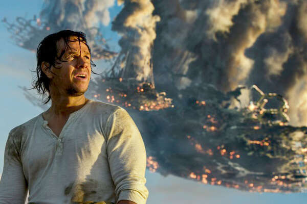"""Mark Wahlberg as Cade Yeager in """"Transformers: The Last Knight."""" MUST CREDIT: Paramount Pictures- Bay Films"""