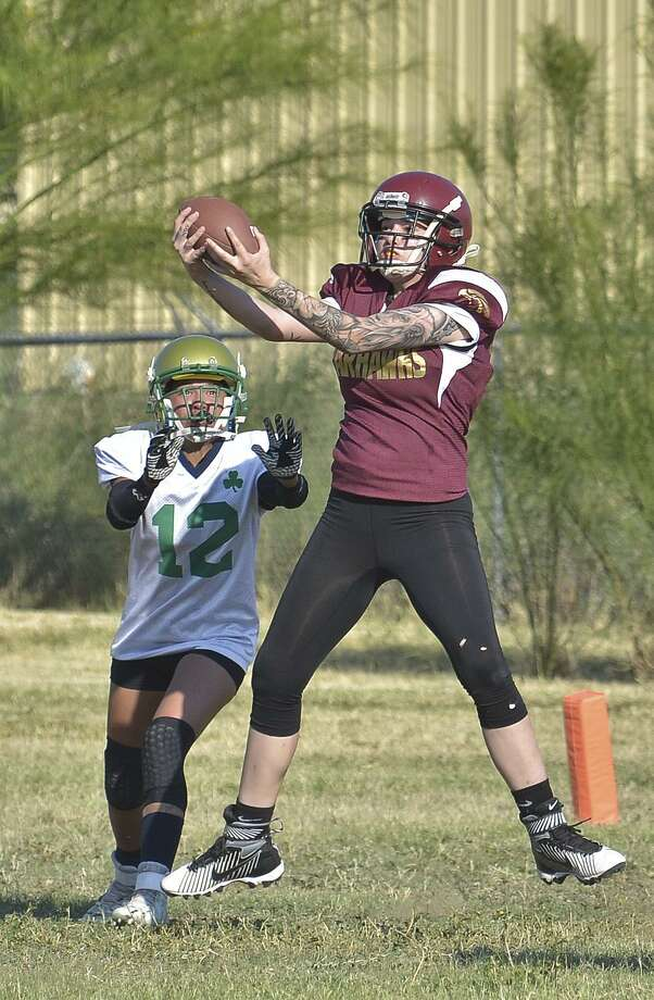 The Laredo Warhawks have been held to 28 combined points the past three weeks including Saturday's 41-6 loss to the Weslaco Jaguars. Photo: Ulysses S. Romero /Laredo Morning Times File / Laredo Morning Times