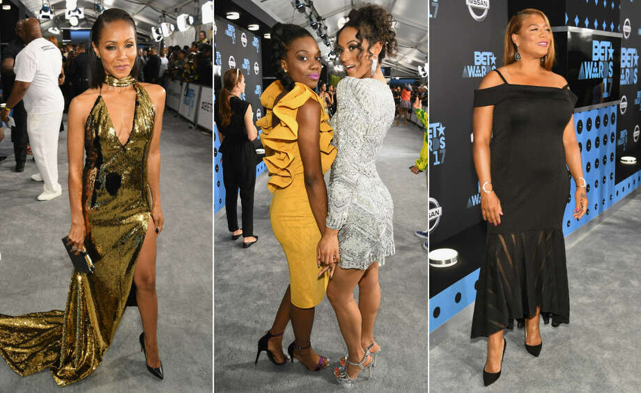 Continue clicking to see the best and worst dressed celebrities of the 2017 BET Awards. Photo: Getty Images