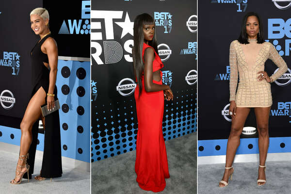 Continue clicking to see the best and worst dressed celebrities of the 2017 BET Awards.
