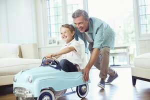 """Sons of men who conceive older in life are typically """"geekier,"""" a new study shows."""