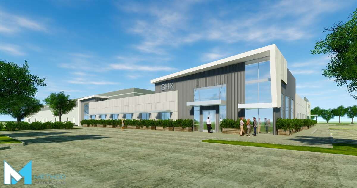GHX will occupy a 143,500-square-foot facility combining warehouse and office space in Generation Park.
