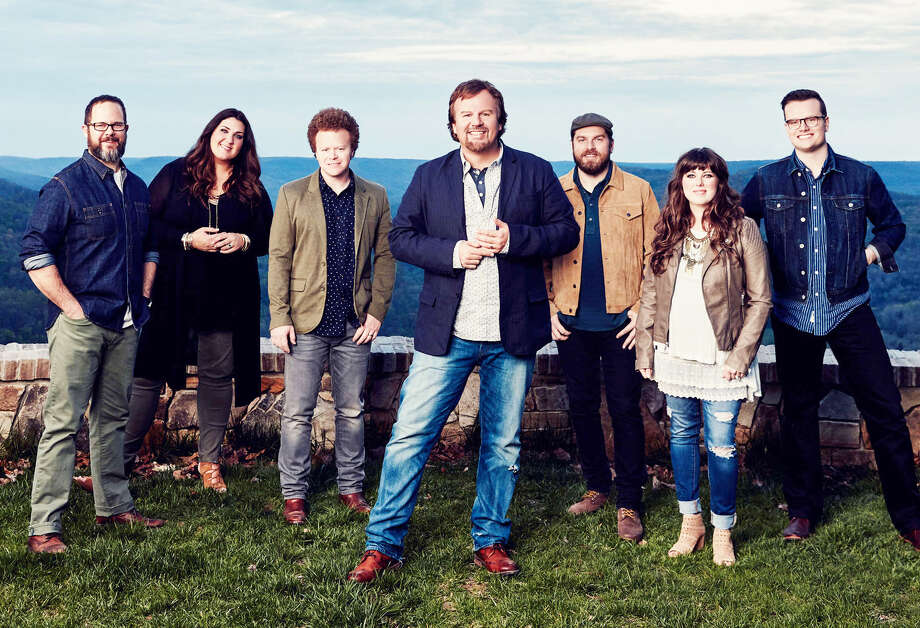 Casting Crowns will play an October show at The Dow Event Center in Saginaw. Photo: Photo Provided