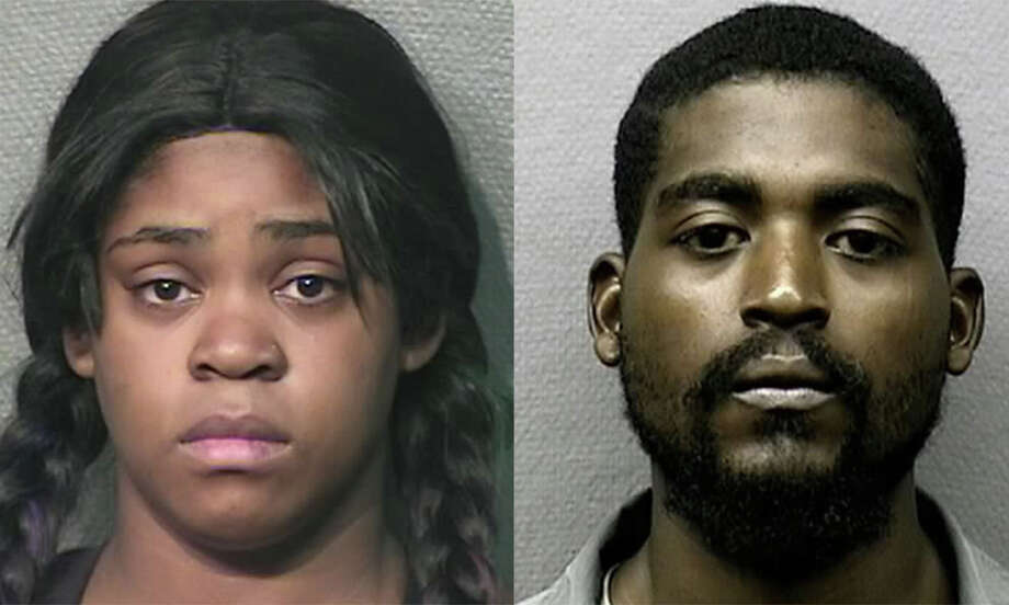 A Houston mother and her boyfriend have been arrested in connection with the death of a 2-year-old in southwest Houston.