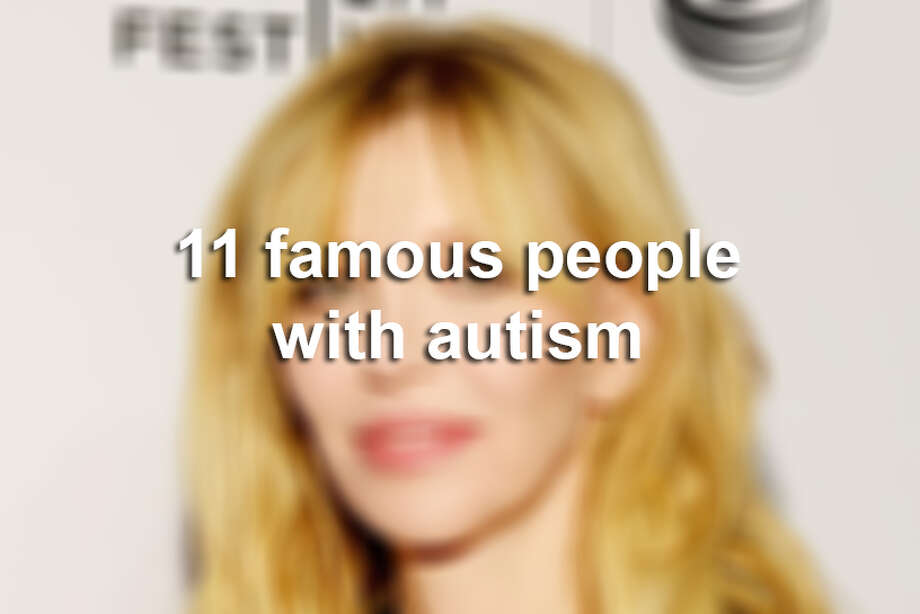 Click through this gallery to see 11 famous people who have autism. Photo: LMTonline
