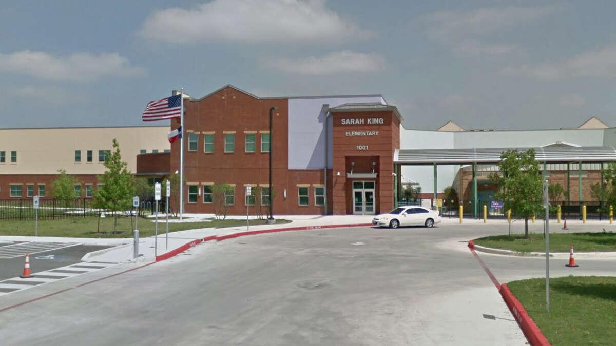 Sarah S. King Elementary School San Antonio ISD Grade: F Region rank: 304