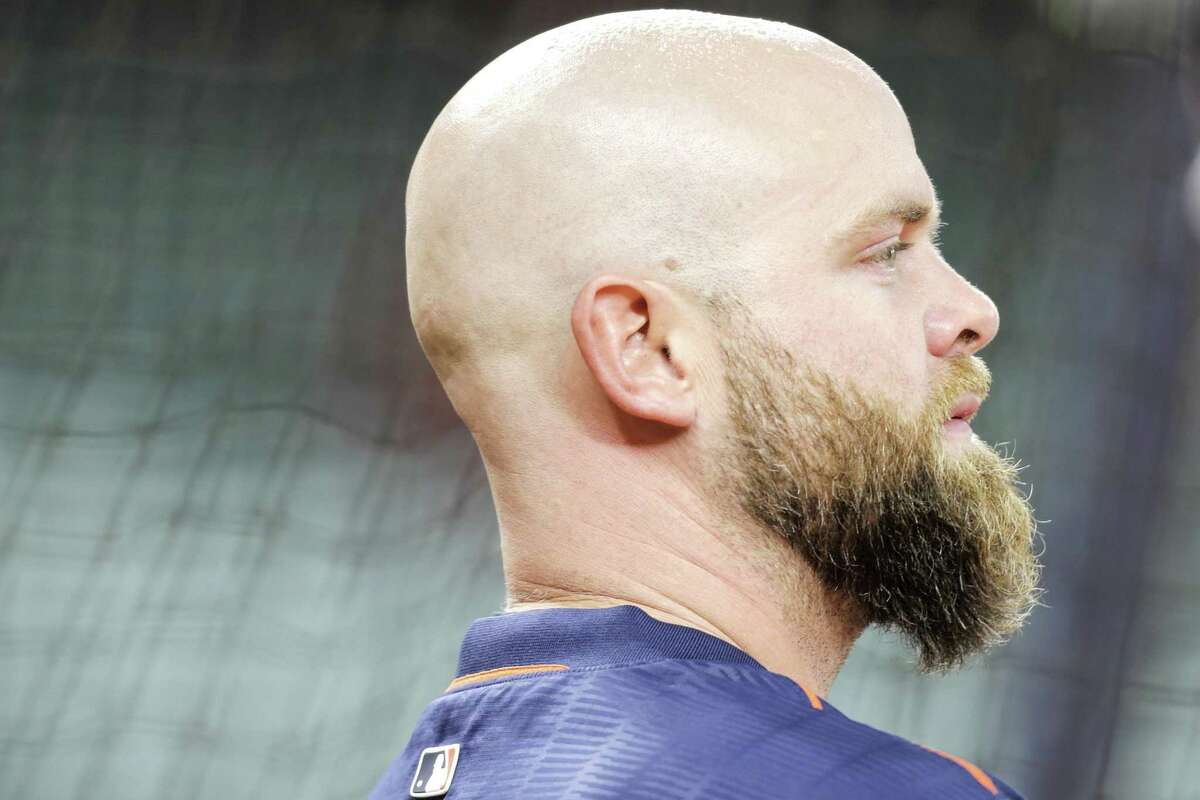 Haircuts All The Rage With Astros Expressnews