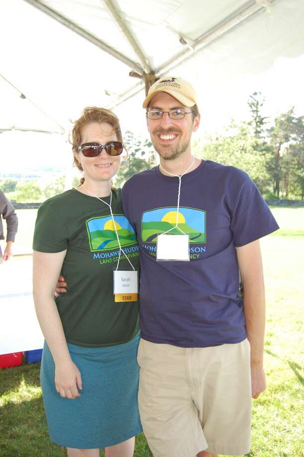 "Were you Seen at ""A Celebration of Music and Nature"" in Rensselaerville with the Albany Symphony and Mohawk Hudson Land Conservancy on June 24, 2017? Photo: Mohawk Hudson Land Conservancy"