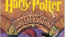 "The British novel 'Harry Potter and the Philosopher's Stone' was changed to ""Sorcerer's Stone' for the U.S. edition."