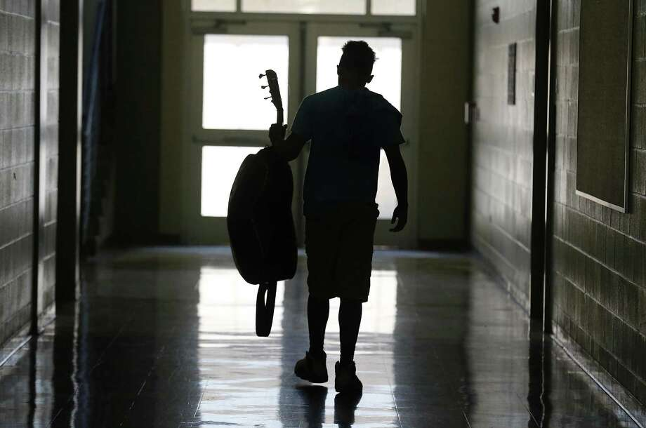 1. Brackenridge High School, San Antonio Independent High SchoolNumber of reported public lewdness/indecent exposure incidents: 10 Photo: Kin Man Hui, Staff / San Antonio Express-News / ©2017 San Antonio Express-News