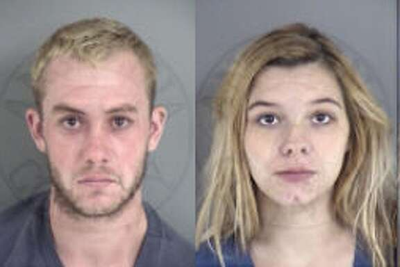Andrew Dorsey and Meshell Dye are facing child endangerment charges.