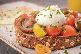 First Watch's summer menu includes Heirloom Tomato and Burrata Toast  .