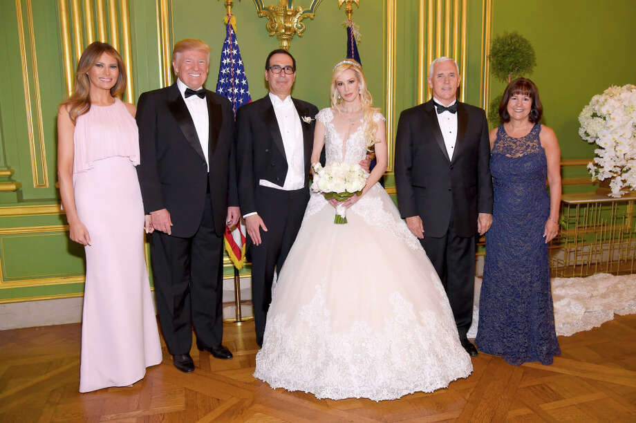A watchdog group thinks Steve Mnuchin and his wife may ...
