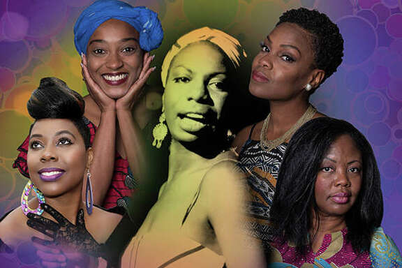 """The Ensemble Theatre presents """"Simply Simone"""" about the life and music of late singer and activist Nina Simone. The play runs from June 29 to July 30."""